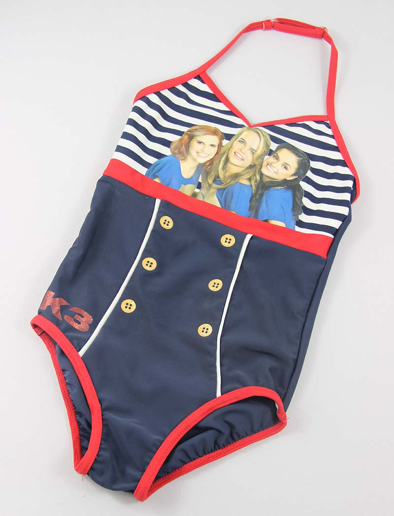 One piece girls swimming suits