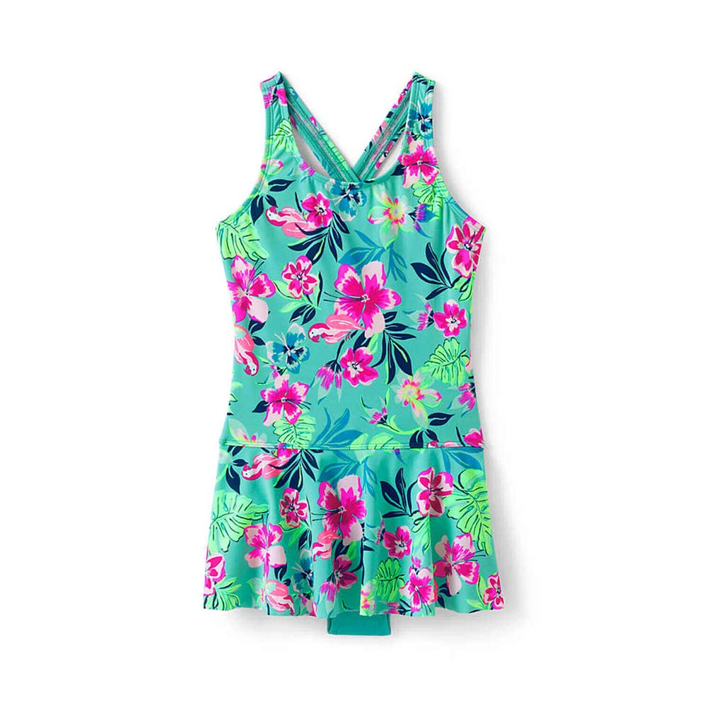one piece dress bathing suits