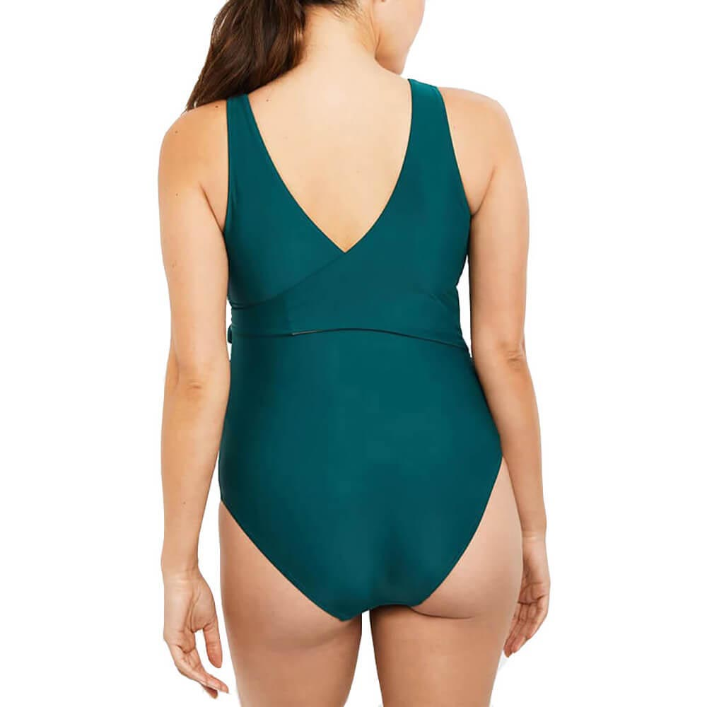 high hip one piece swimsuit