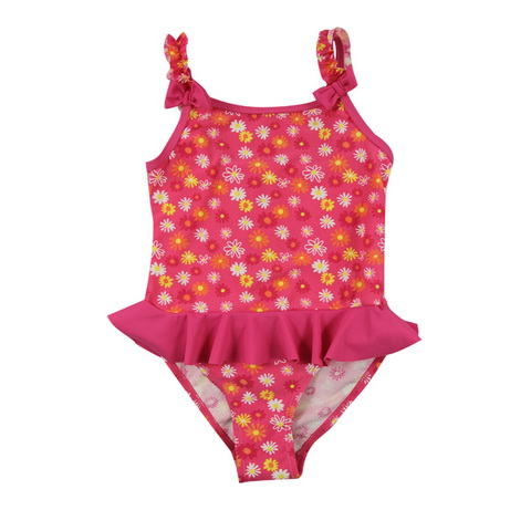Girls 1 piece swimsuits