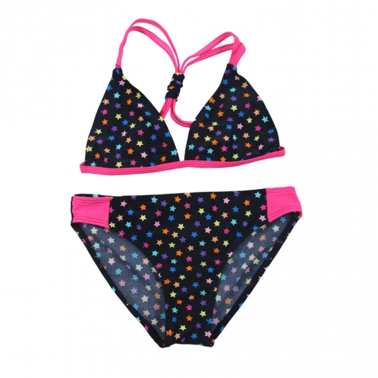 Little girls  bikini swimwear