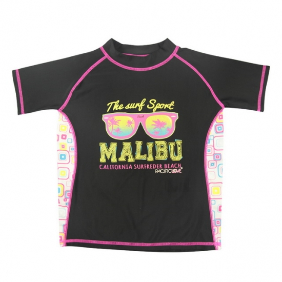Rash guard for boys