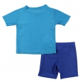 Boys rash guard with shorts