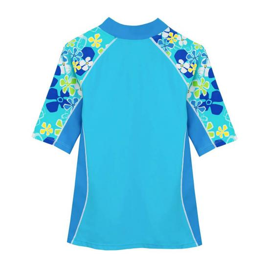 ladies rash guard swimsuit