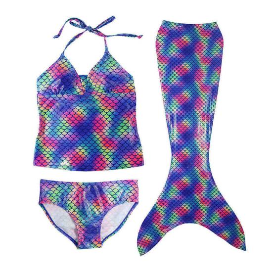 infant mermaid swimsuit